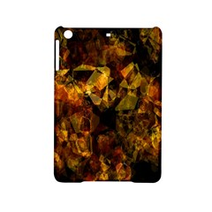 Autumn Colors In An Abstract Seamless Background Ipad Mini 2 Hardshell Cases by Nexatart
