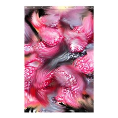 Raspberry Delight Shower Curtain 48  X 72  (small)  by Nexatart