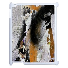 Abstract Graffiti Background Apple Ipad 2 Case (white) by Nexatart
