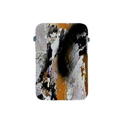 Abstract Graffiti Background Apple Ipad Mini Protective Soft Cases by Nexatart