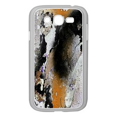 Abstract Graffiti Background Samsung Galaxy Grand Duos I9082 Case (white) by Nexatart