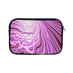 Light Pattern Abstract Background Wallpaper Apple Ipad Mini Zipper Cases