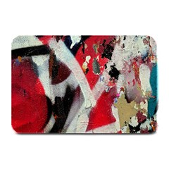 Abstract Graffiti Background Wallpaper Of Close Up Of Peeling Plate Mats by Nexatart