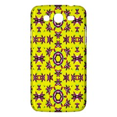 Yellow Seamless Wallpaper Digital Computer Graphic Samsung Galaxy Mega 5 8 I9152 Hardshell Case  by Nexatart