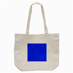 Plain Blue Tote Bag (cream) by Jojostore