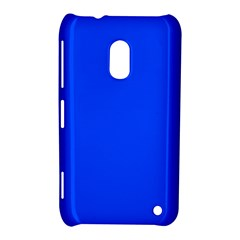 Plain Blue Nokia Lumia 620 by Jojostore