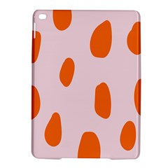 Polka Dot Orange Pink Ipad Air 2 Hardshell Cases by Jojostore