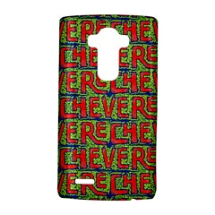 Typographic Graffiti Pattern Lg G4 Hardshell Case by dflcprints