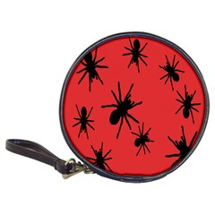 Illustration With Spiders Classic 20 Cd Wallets by Nexatart