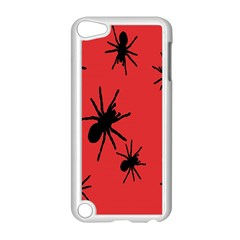 Illustration With Spiders Apple Ipod Touch 5 Case (white) by Nexatart