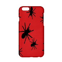 Illustration With Spiders Apple Iphone 6/6s Hardshell Case