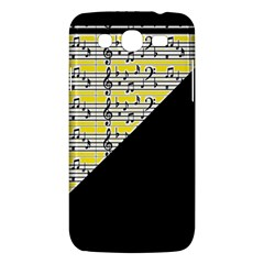 Note Abstract Paintwork Samsung Galaxy Mega 5 8 I9152 Hardshell Case  by Nexatart