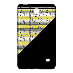Note Abstract Paintwork Samsung Galaxy Tab 4 (8 ) Hardshell Case  by Nexatart