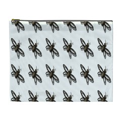 Insect Animals Pattern Cosmetic Bag (xl)