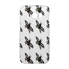 Insect Animals Pattern Galaxy S6 Edge by Nexatart