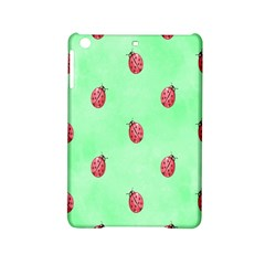Pretty Background With A Ladybird Image Ipad Mini 2 Hardshell Cases by Nexatart