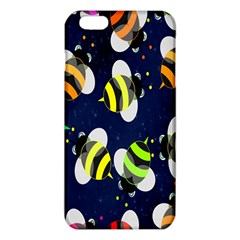 Bees Cartoon Bee Pattern Iphone 6 Plus/6s Plus Tpu Case