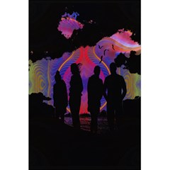 Abstract Surreal Sunset 5 5  X 8 5  Notebooks by Nexatart