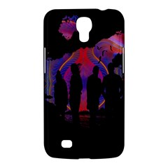 Abstract Surreal Sunset Samsung Galaxy Mega 6 3  I9200 Hardshell Case by Nexatart