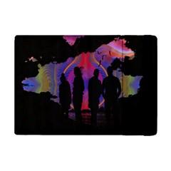 Abstract Surreal Sunset Ipad Mini 2 Flip Cases by Nexatart