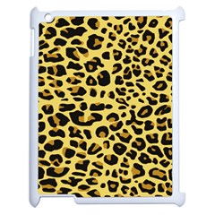 A Jaguar Fur Pattern Apple Ipad 2 Case (white) by Nexatart