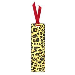 A Jaguar Fur Pattern Small Book Marks by Nexatart