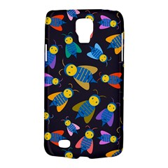 Bees Animal Insect Pattern Galaxy S4 Active by Nexatart