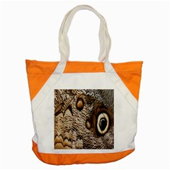 Butterfly Wing Detail Accent Tote Bag by Nexatart
