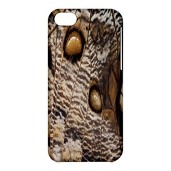 Butterfly Wing Detail Apple Iphone 5c Hardshell Case by Nexatart