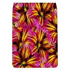 Floral Pattern Background Seamless Flap Covers (s)