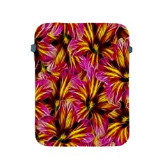 Floral Pattern Background Seamless Apple Ipad 2/3/4 Protective Soft Cases by Nexatart