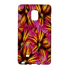 Floral Pattern Background Seamless Galaxy Note Edge by Nexatart