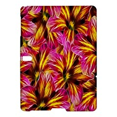 Floral Pattern Background Seamless Samsung Galaxy Tab S (10 5 ) Hardshell Case  by Nexatart