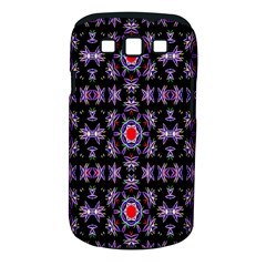 Digital Computer Graphic Seamless Wallpaper Samsung Galaxy S Iii Classic Hardshell Case (pc+silicone) by Nexatart