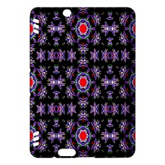 Digital Computer Graphic Seamless Wallpaper Kindle Fire Hdx Hardshell Case by Nexatart