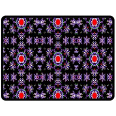 Digital Computer Graphic Seamless Wallpaper Double Sided Fleece Blanket (large)  by Nexatart