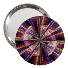 Background Image With Wheel Of Fortune 3  Handbag Mirrors by Nexatart