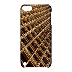 Construction Site Rusty Frames Making A Construction Site Abstract Apple Ipod Touch 5 Hardshell Case With Stand by Nexatart
