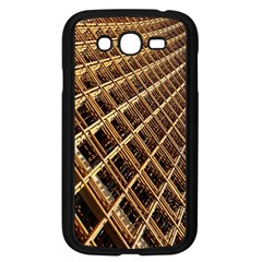 Construction Site Rusty Frames Making A Construction Site Abstract Samsung Galaxy Grand Duos I9082 Case (black) by Nexatart