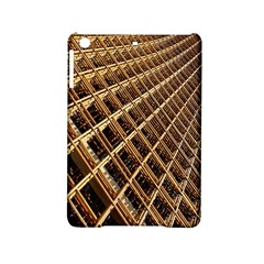 Construction Site Rusty Frames Making A Construction Site Abstract Ipad Mini 2 Hardshell Cases by Nexatart