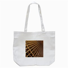 Construction Site Rusty Frames Making A Construction Site Abstract Tote Bag (white) by Nexatart