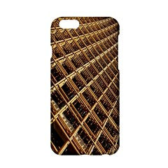 Construction Site Rusty Frames Making A Construction Site Abstract Apple Iphone 6/6s Hardshell Case by Nexatart