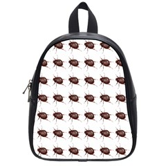 Insect Pattern School Bags (small)  by Nexatart