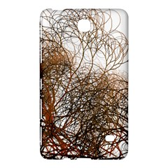 Digitally Painted Colourful Winter Branches Illustration Samsung Galaxy Tab 4 (8 ) Hardshell Case  by Nexatart