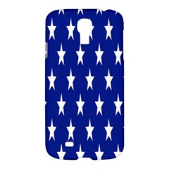 Starry Header Samsung Galaxy S4 I9500/i9505 Hardshell Case by Nexatart