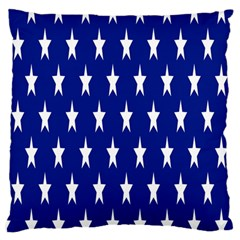 Starry Header Standard Flano Cushion Case (two Sides) by Nexatart