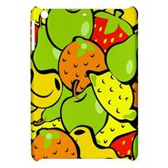 Digitally Created Funky Fruit Wallpaper Apple Ipad Mini Hardshell Case by Nexatart