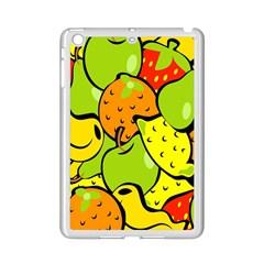 Digitally Created Funky Fruit Wallpaper Ipad Mini 2 Enamel Coated Cases by Nexatart