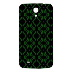 Green Black Pattern Abstract Samsung Galaxy Mega I9200 Hardshell Back Case