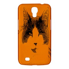 Cat Graphic Art Samsung Galaxy Mega 6 3  I9200 Hardshell Case by Nexatart